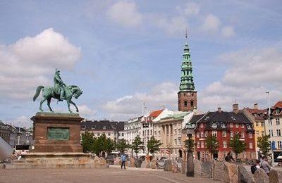 Christiansborg Square