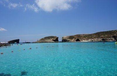 Blue Lagoon, Comino