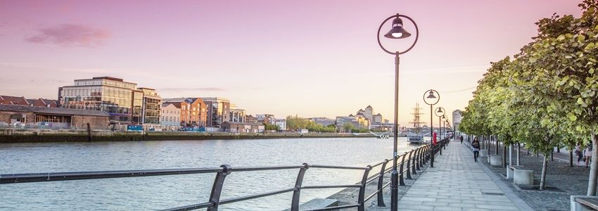 Dublin, Ireland travel guide Reservations123
